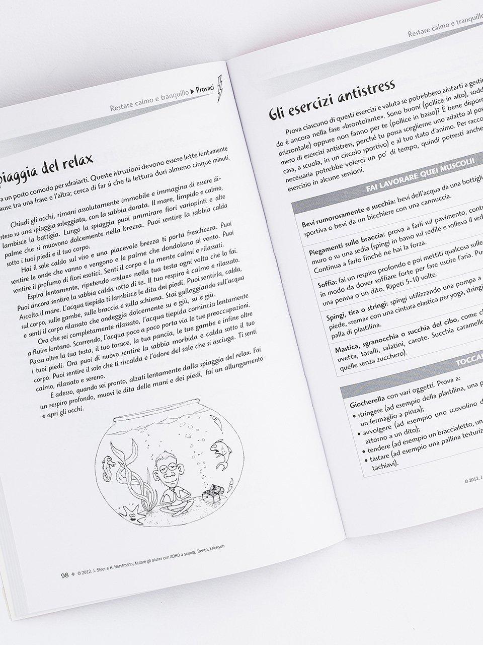 Aiutare gli alunni con ADHD a scuola - Libri - Erickson 2