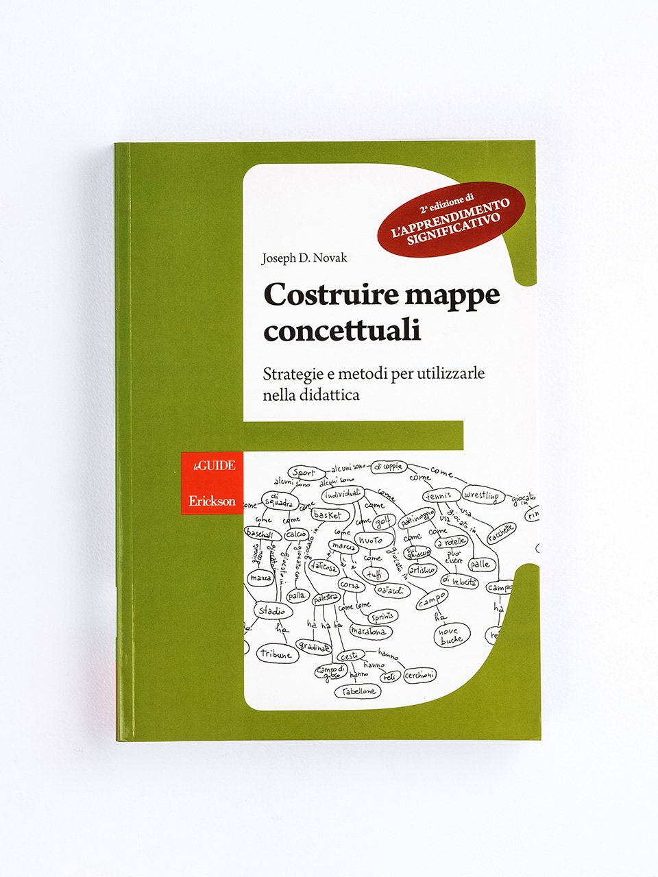 Costruire mappe concettuali - Superare i test di ammissione - Libri - Erickson