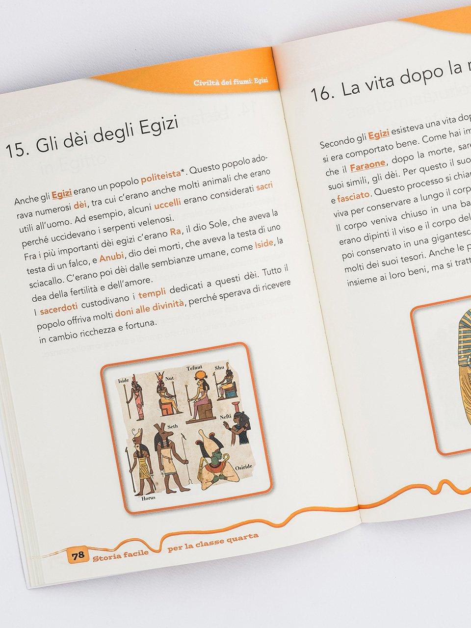Storia facile per la classe quarta - Libri - App e software - Erickson 2