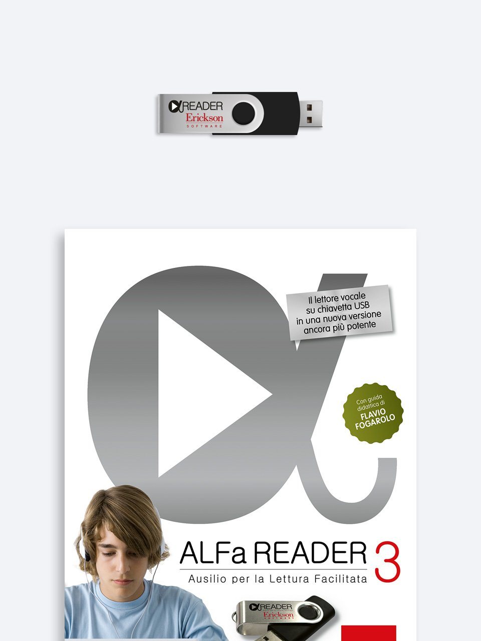 ALFa READER 3 - App e software - Erickson 7