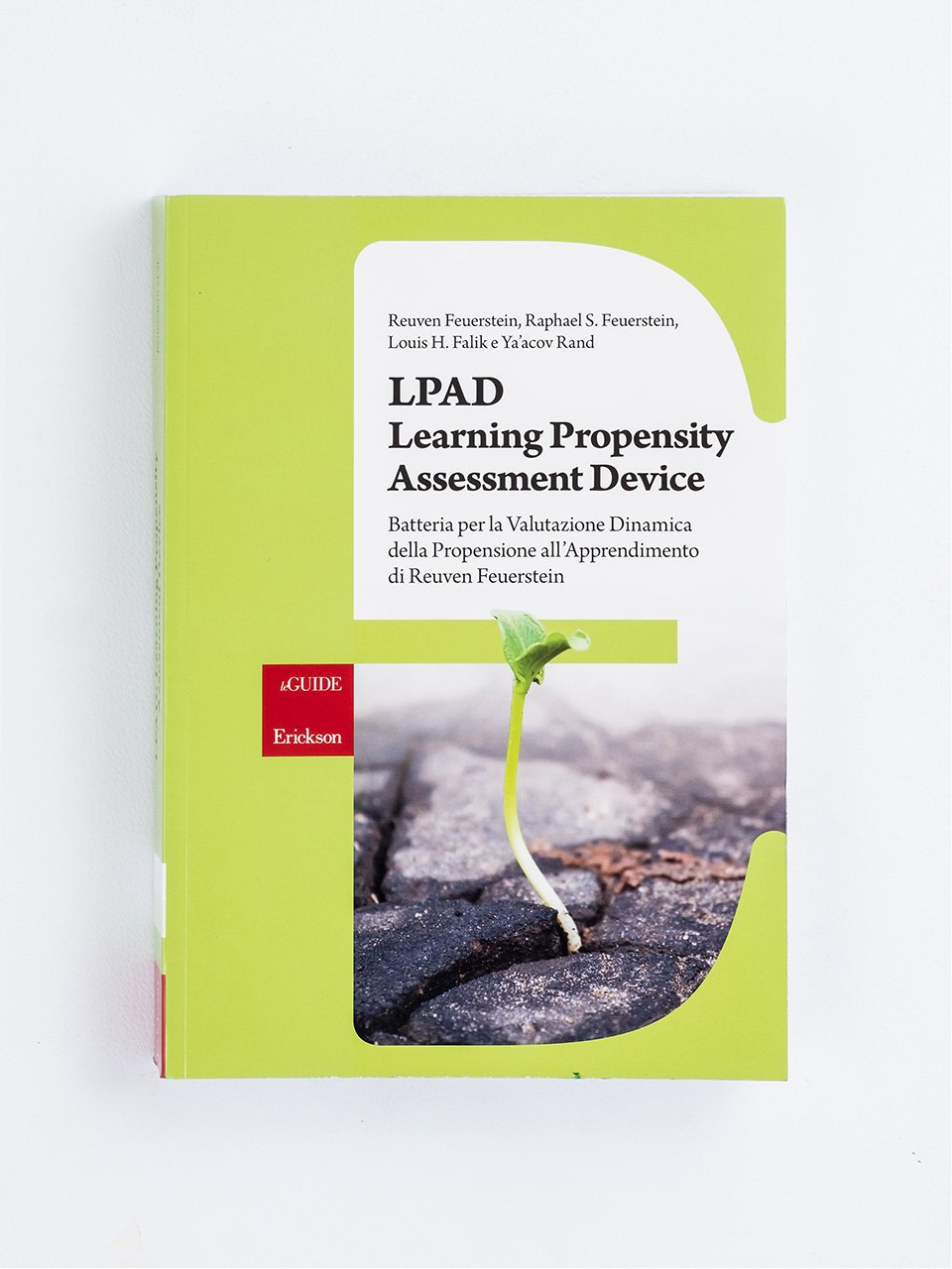 LPAD Learning Propensity Assessment Device - H - Libri - Erickson