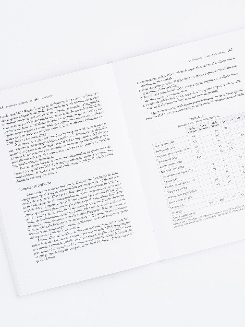 Intervento logopedico nei DSA - LA DISLESSIA - Libri - Erickson 2