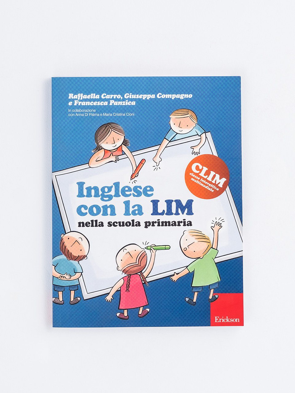Inglese con la LIM nella scuola primaria - My First Word Games - App e software - Erickson
