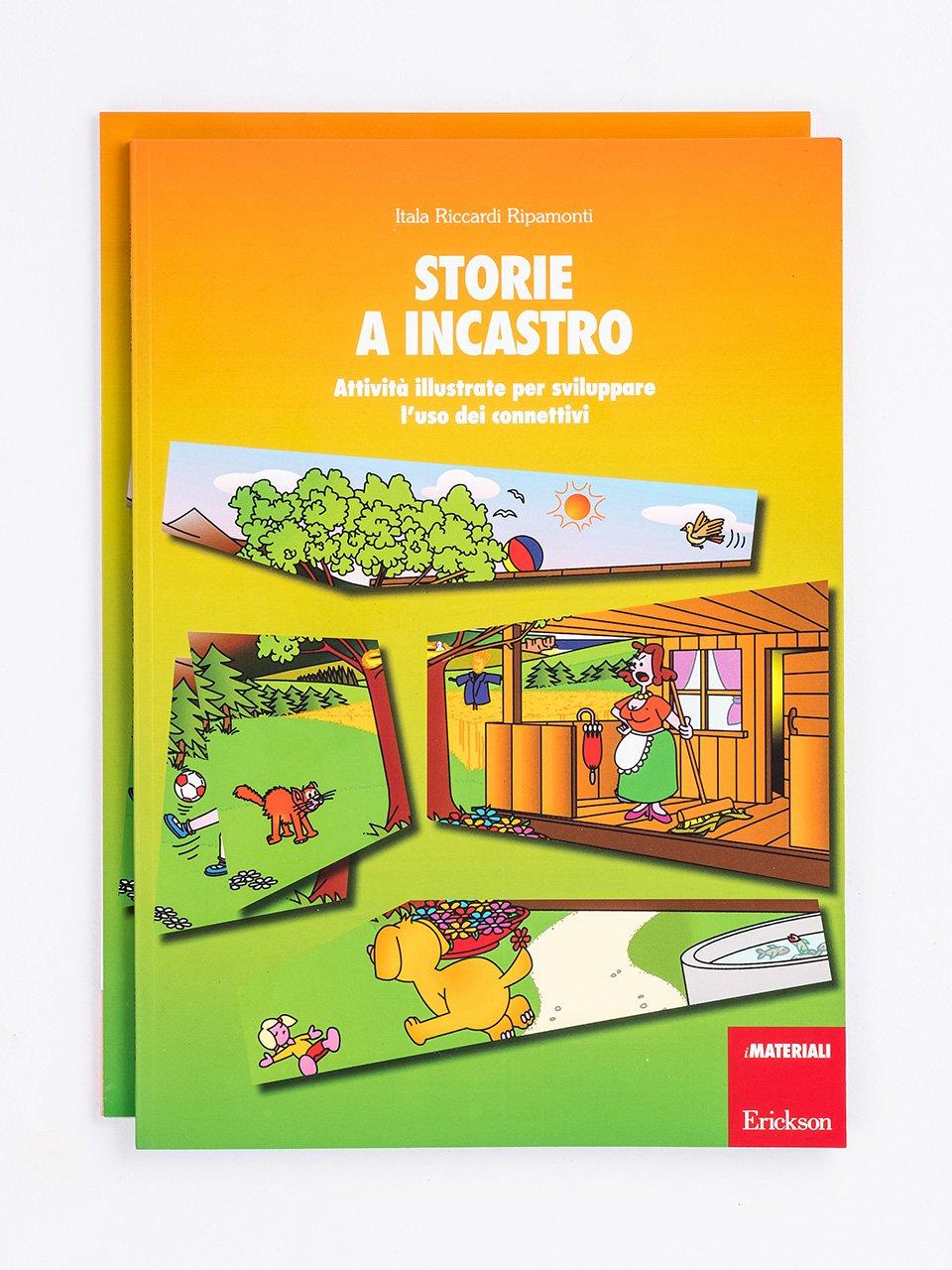 Storie a incastro - Maria Montessori - Libri - Erickson