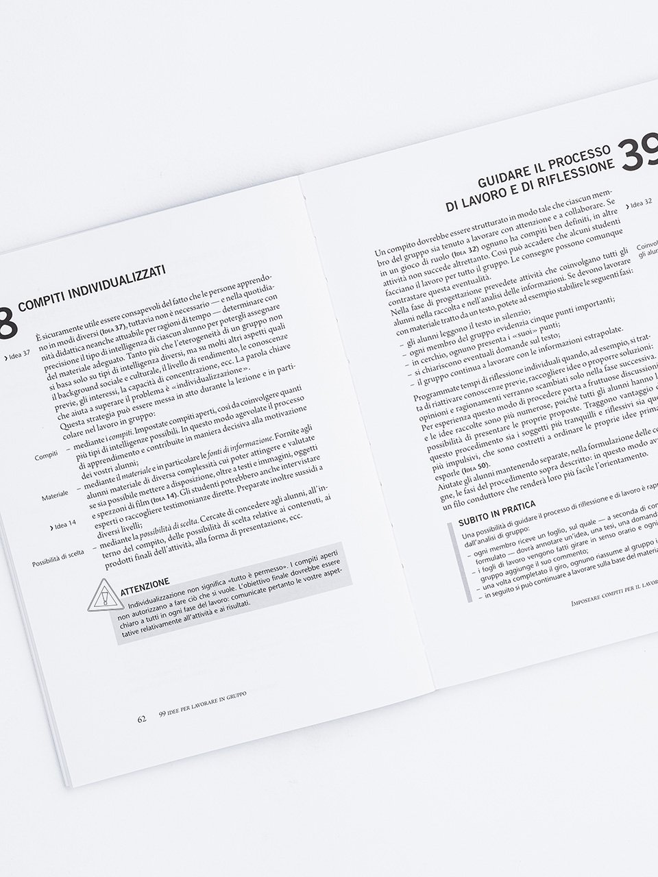 99 idee per lavorare in gruppo - Libri - Erickson 2