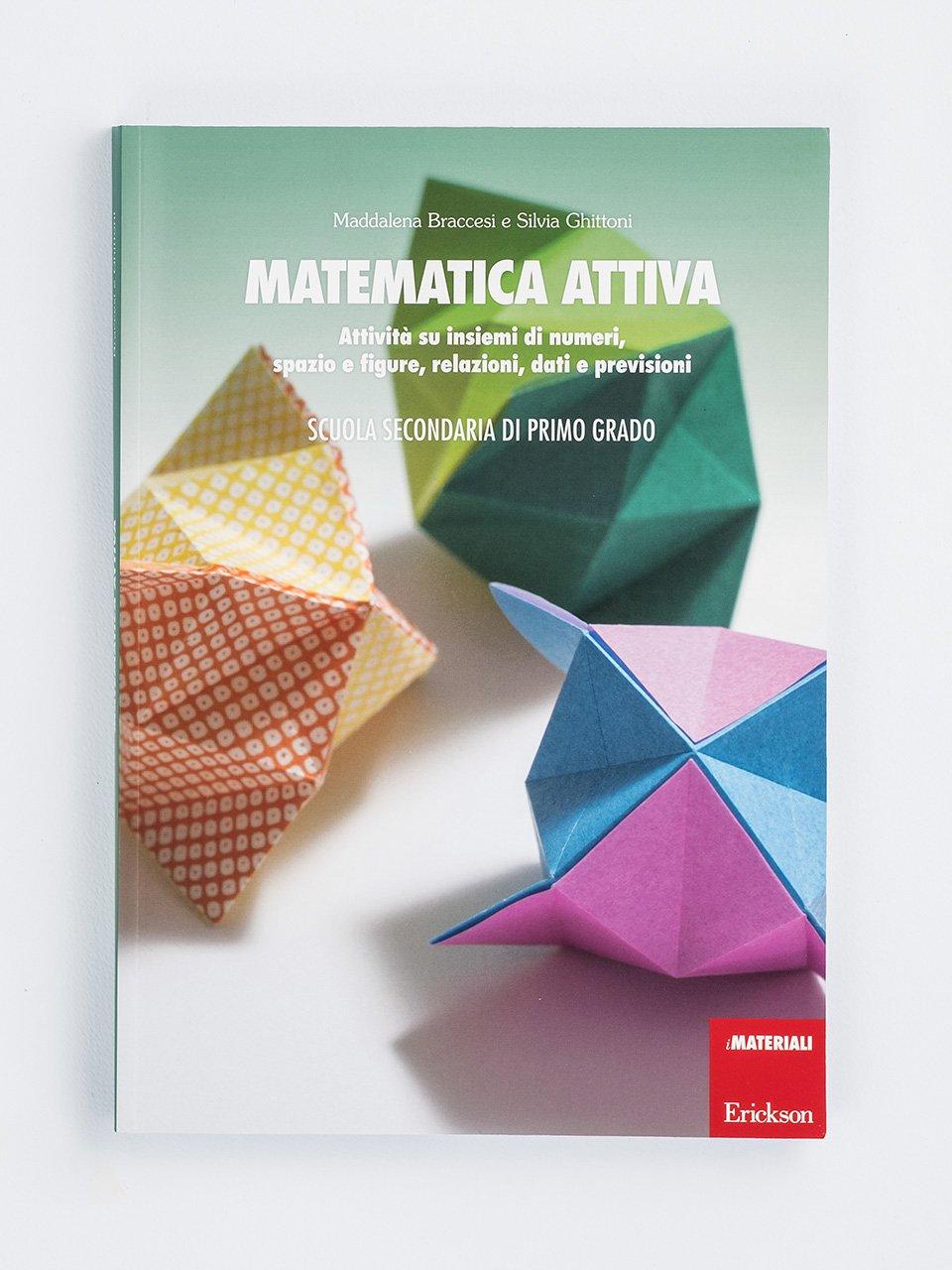 Matematica attiva - Imparo a fare i Lapbook. Aprendo...Apprendo!® - Co - Formazione - Erickson
