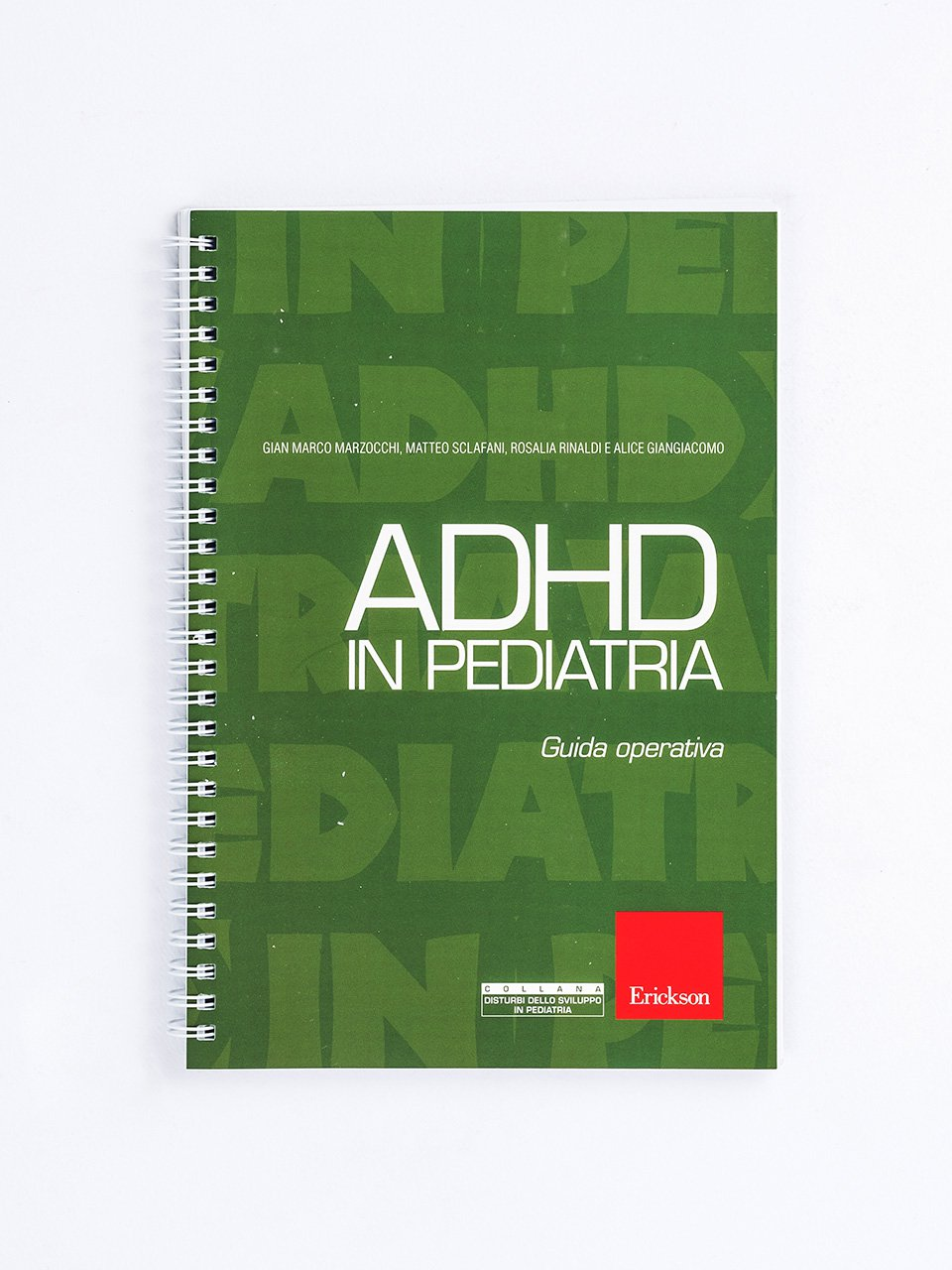 ADHD in pediatria - H - Libri - Erickson