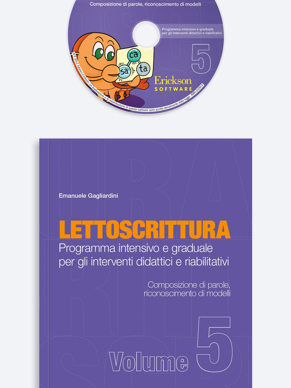 LETTOSCRITTURA - Volume 5 - Strategie di lettura metacognitiva - Libri - Erickson 3