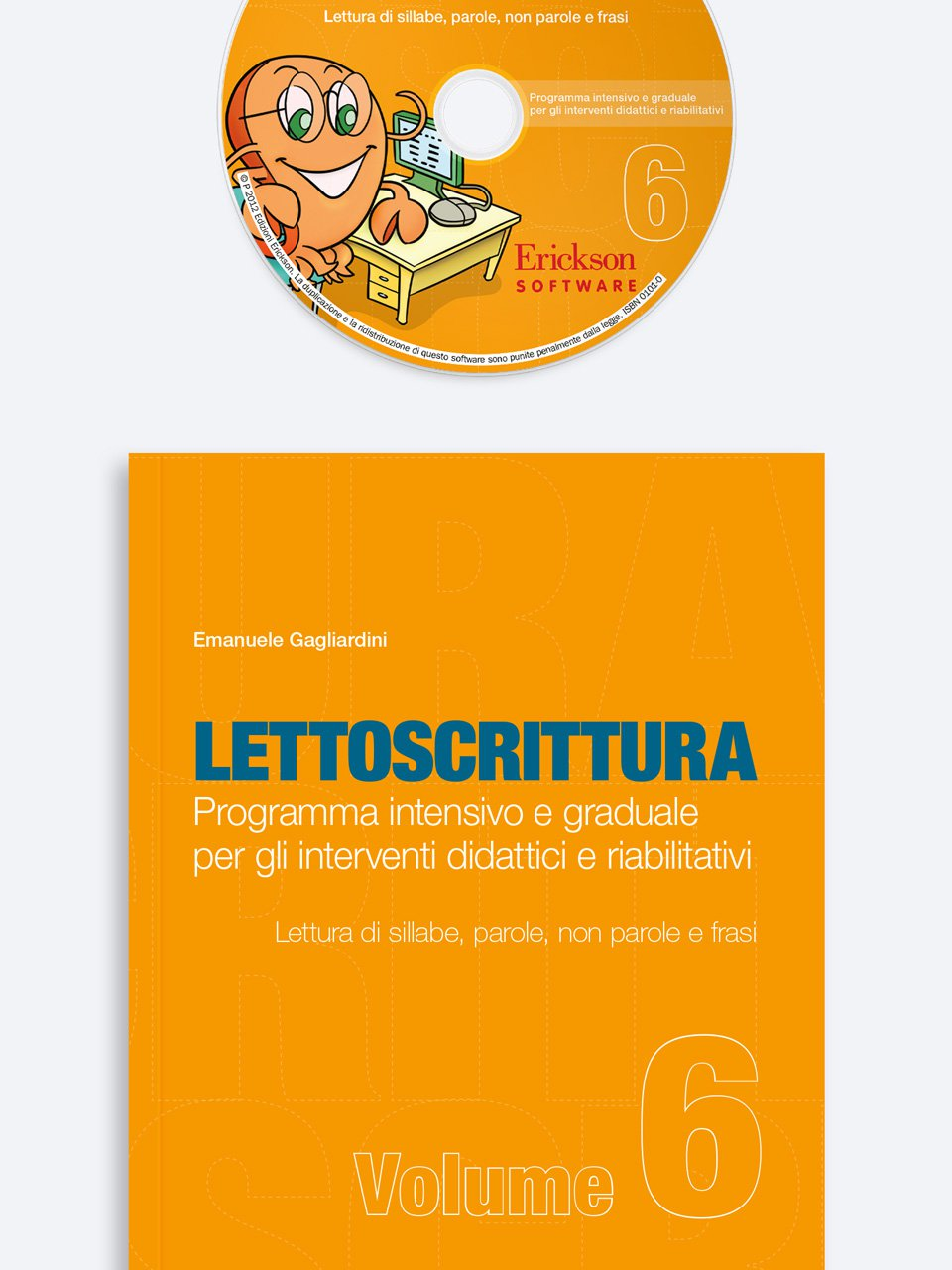 LETTOSCRITTURA - Volume 6 - Strategie di lettura metacognitiva - Libri - Erickson 3