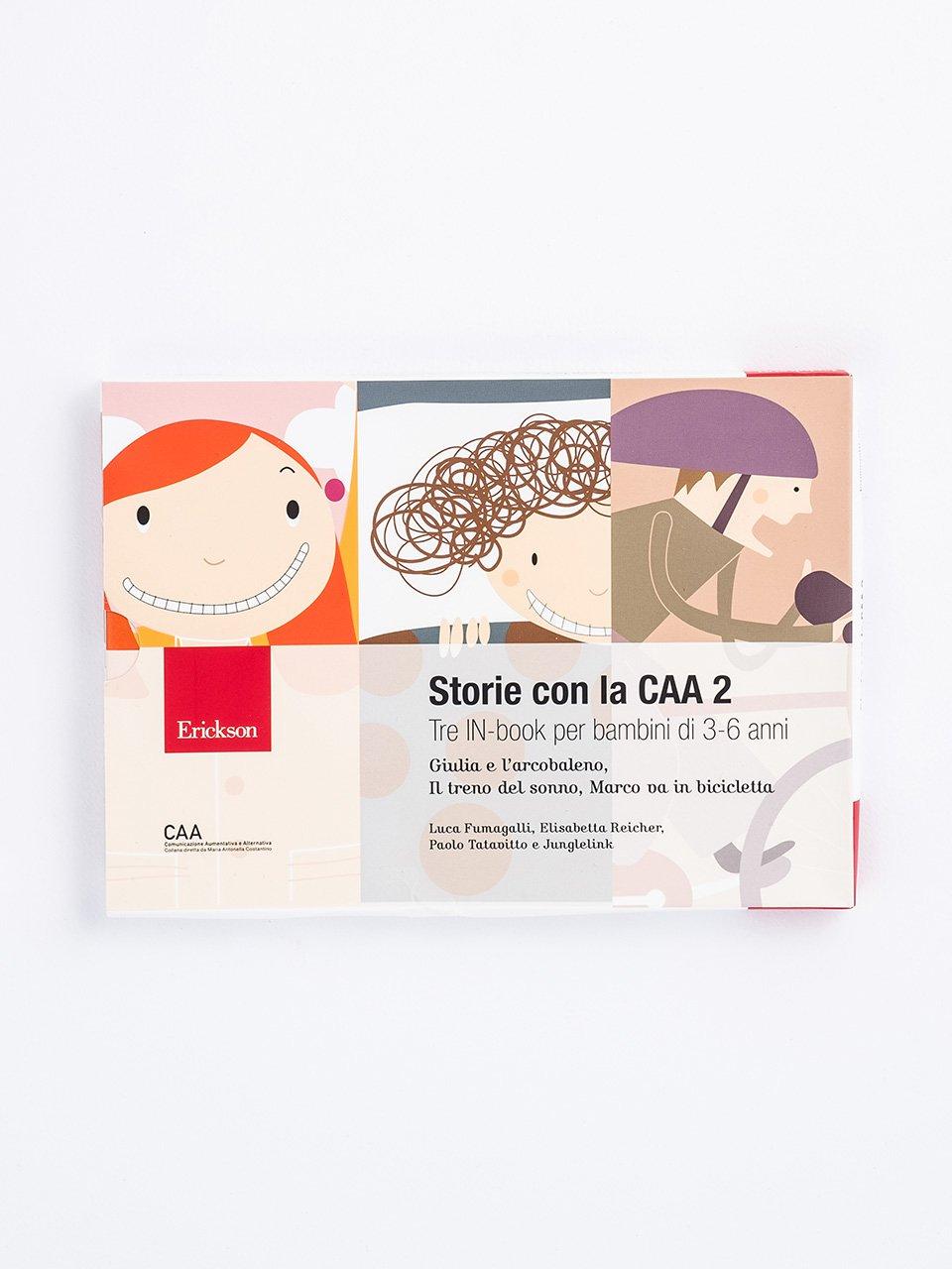 Storie con la CAA 2 - I Classici con la CAA - Pinocchio - Libri - Erickson