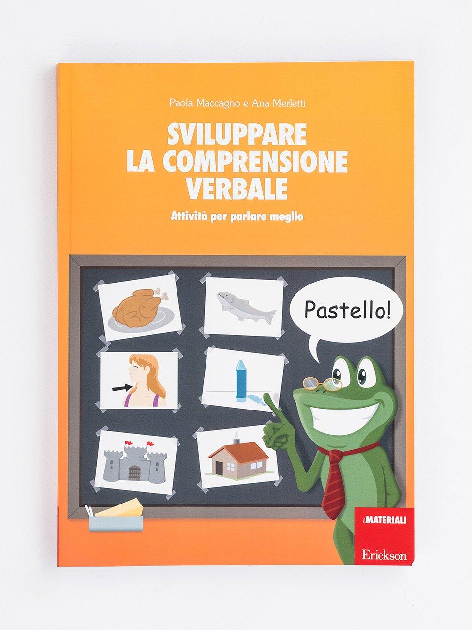 Sviluppare la comprensione verbale - Logopedia e comunicazione - Riviste - Erickson