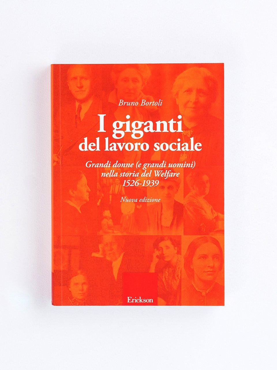 I giganti del lavoro sociale - Lavoro sociale - Riviste - Erickson