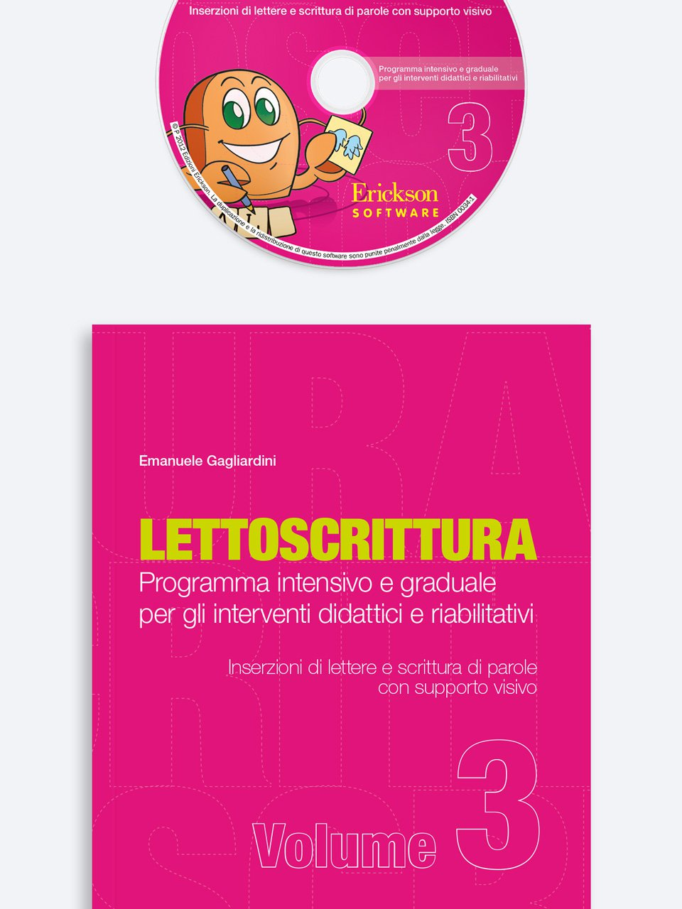 LETTOSCRITTURA - Volume 3 - Strategie di lettura metacognitiva - Libri - Erickson 3
