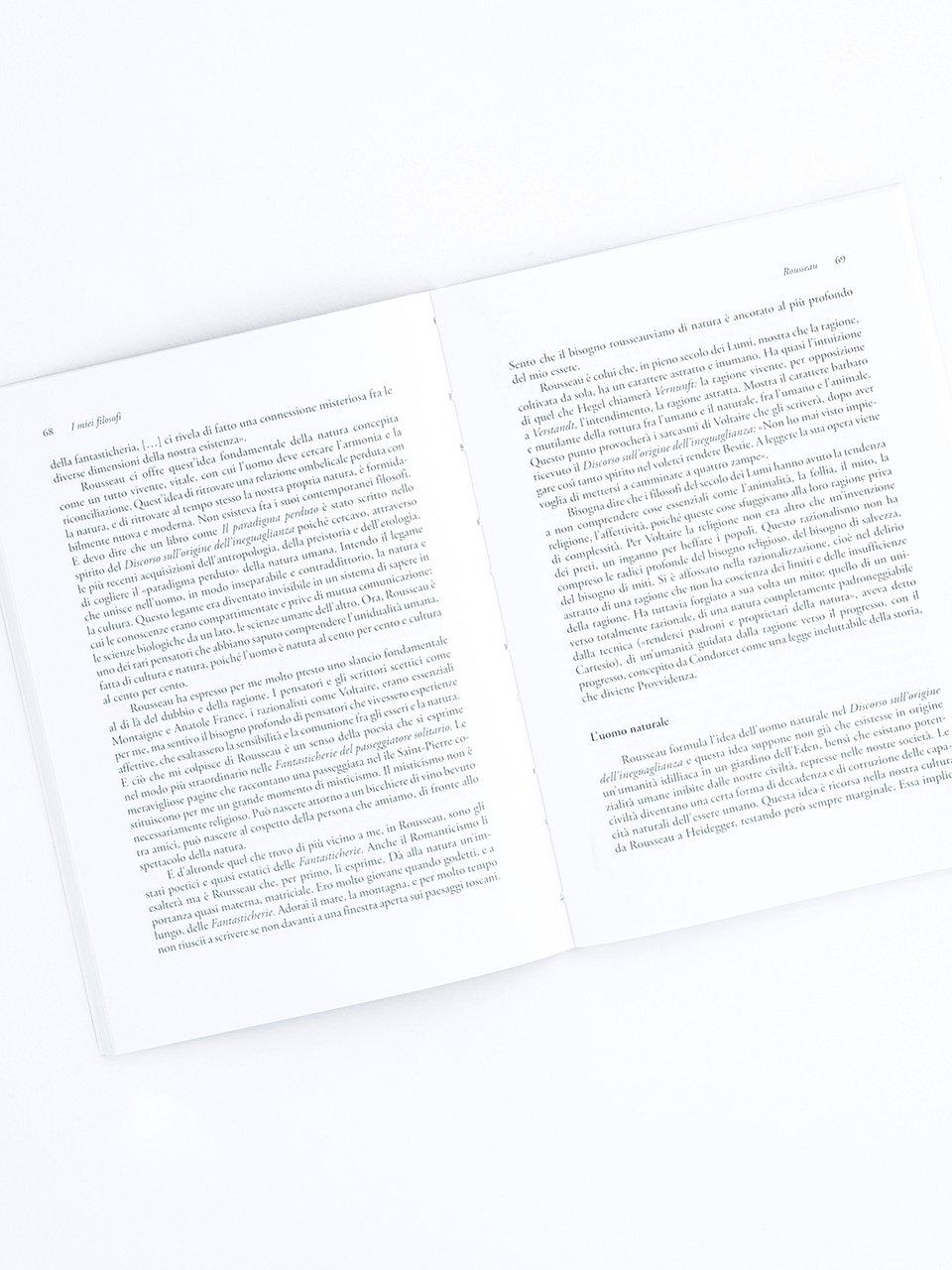 I miei filosofi - Libri - Erickson 2