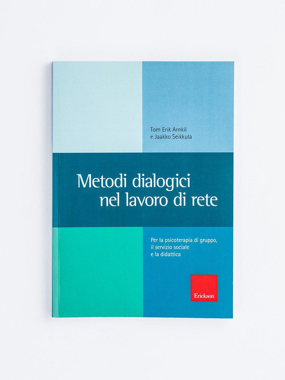 Metodi dialogici nel lavoro di rete - Terapista Occupazionale - Erickson