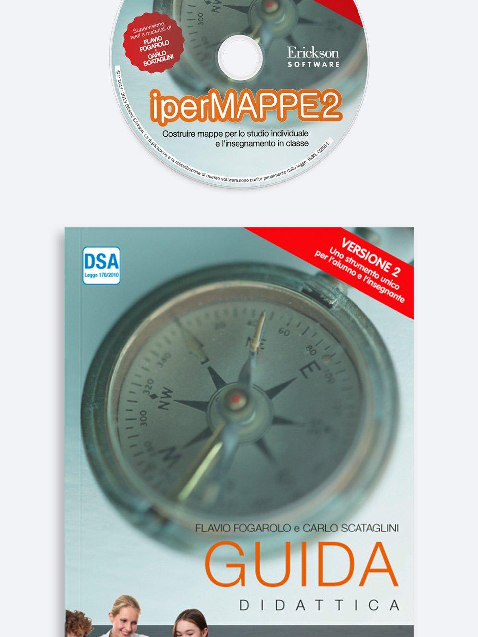 IperMAPPE 2 - Superare i test di ammissione - Libri - Erickson