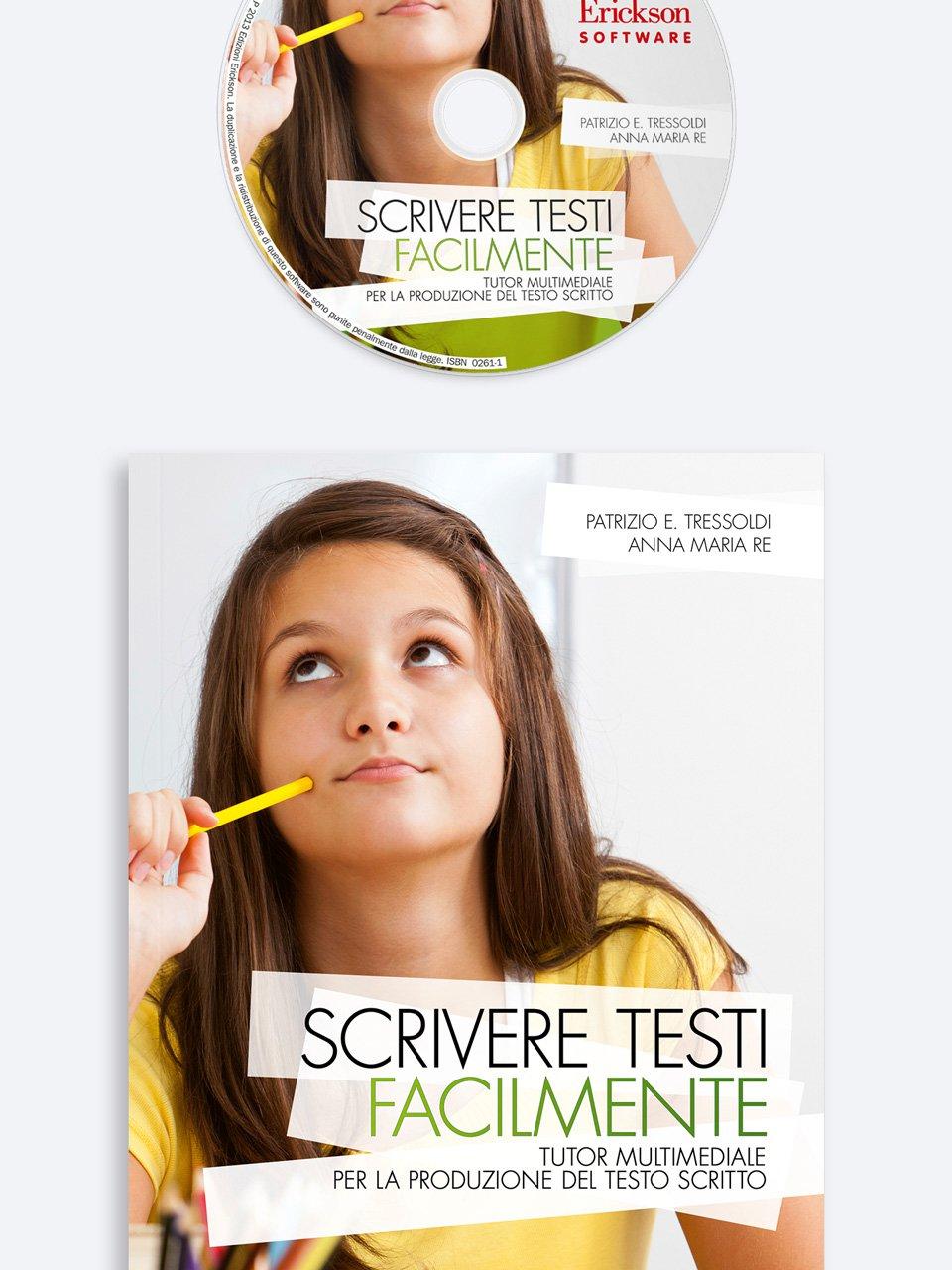 Scrivere Testi Facilmente - Raccontare per crescere - Erickson