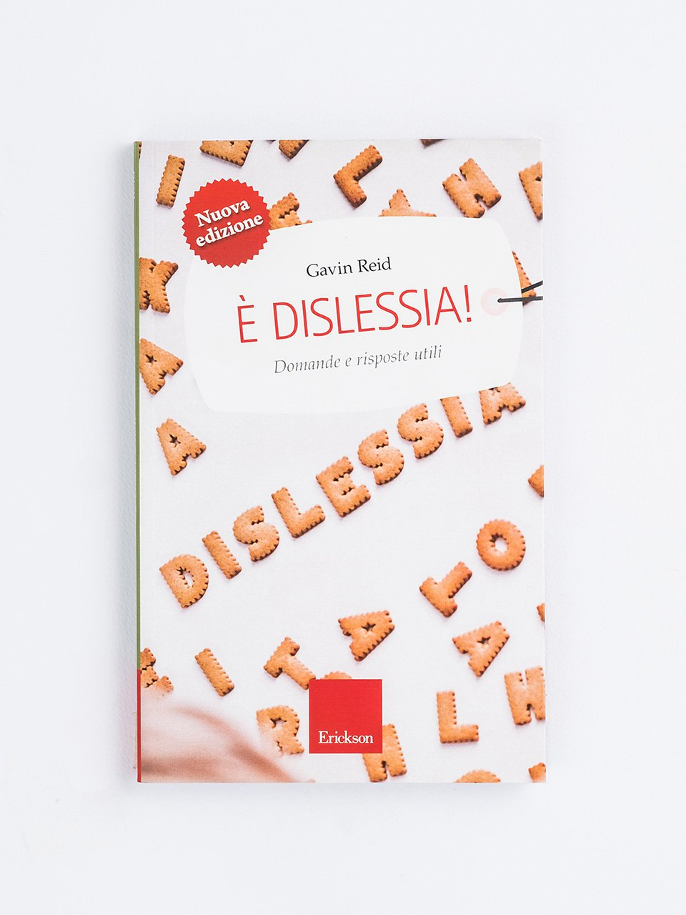 E' dislessia! - Dislessia evolutiva - App e software - Erickson