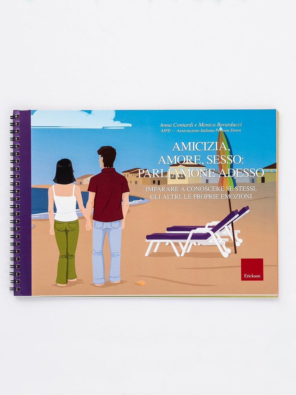 Amicizia, amore, sesso: parliamone adesso - Imparo a fare i Lapbook. Aprendo...Apprendo!® - Co - Formazione - Erickson