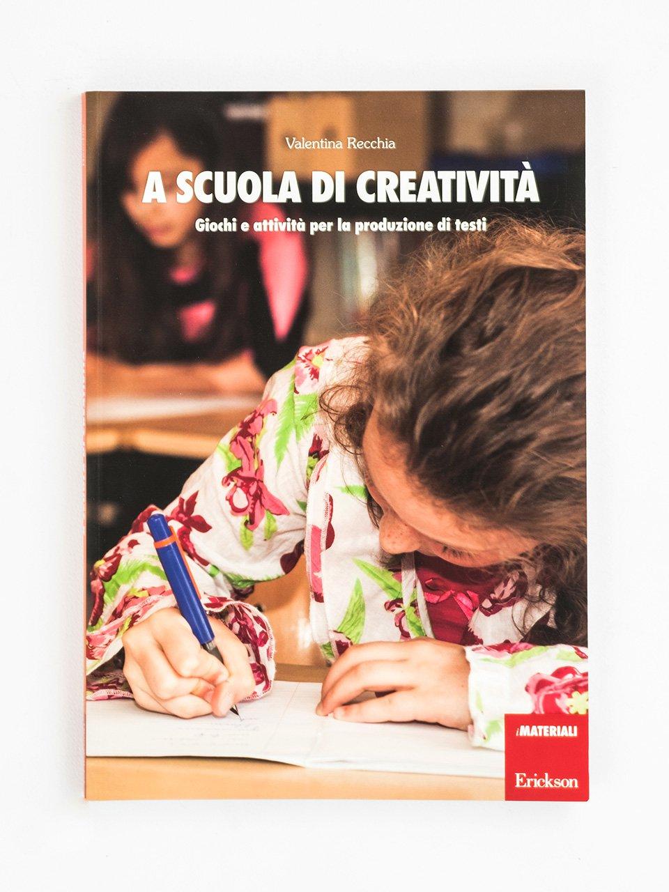 A scuola di creatività - Imparo a fare i Lapbook. Aprendo...Apprendo!® - Co - Formazione - Erickson