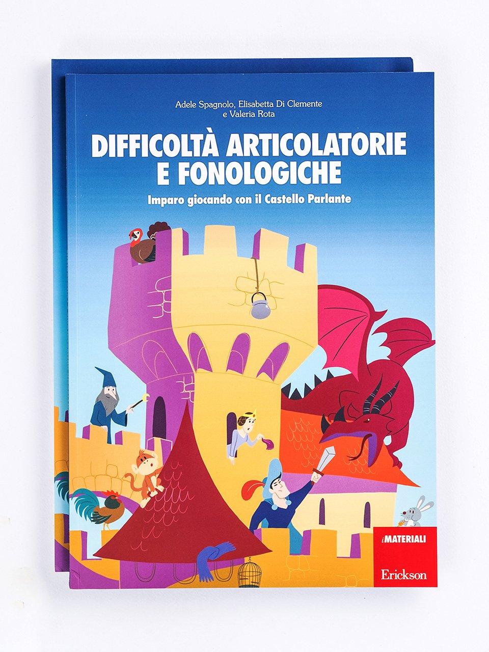 Difficoltà articolatorie e fonologiche - Logopedia e comunicazione - Riviste - Erickson