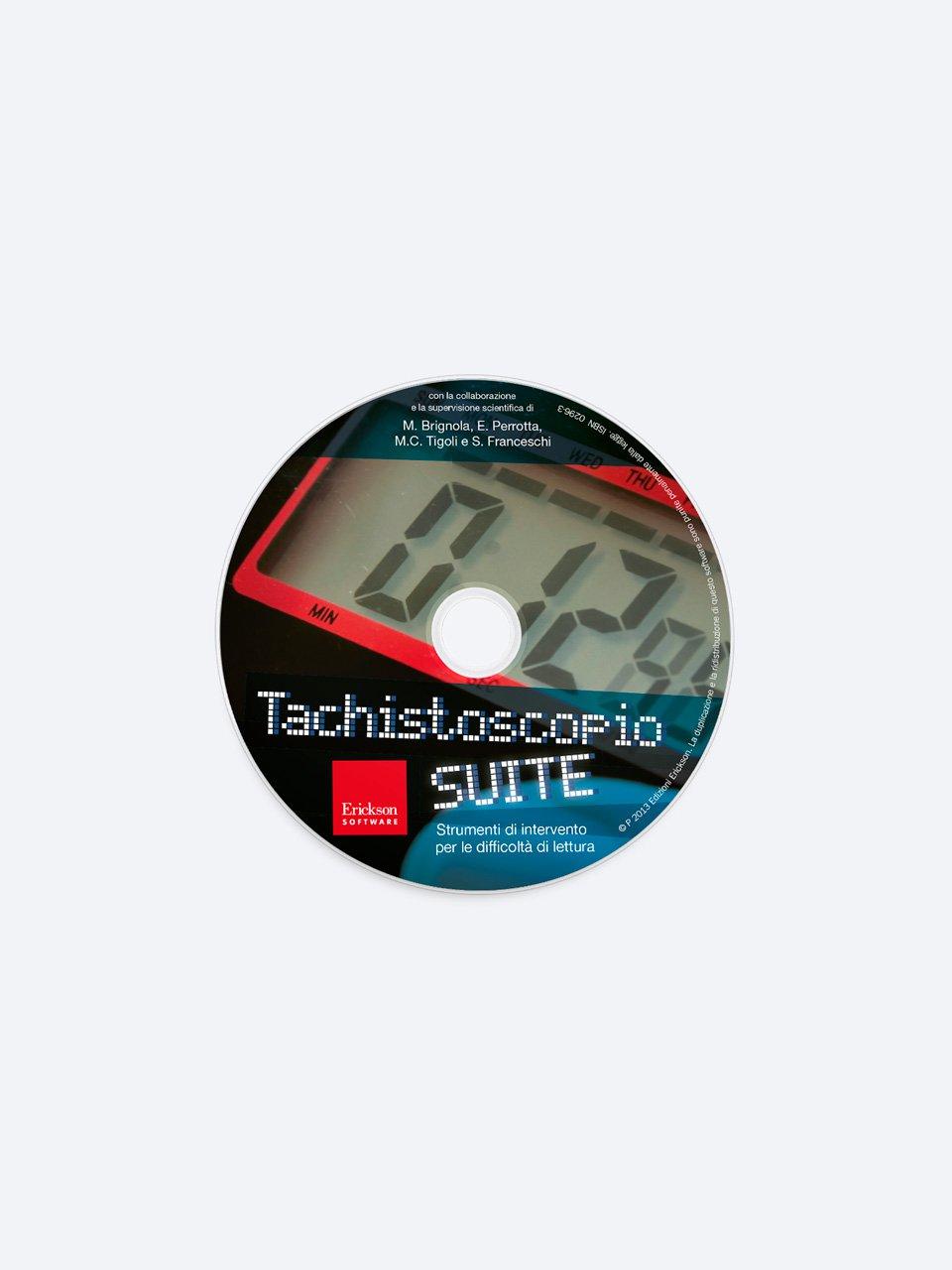 Tachistoscopio SUITE - App e software per Scuola, Autismo, Dislessia e DSA - Erickson