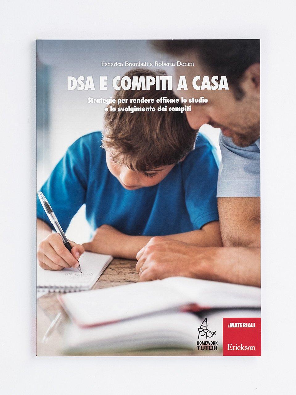 DSA e compiti a casa - Tablotto (6-8 anni) - Giochi - Erickson