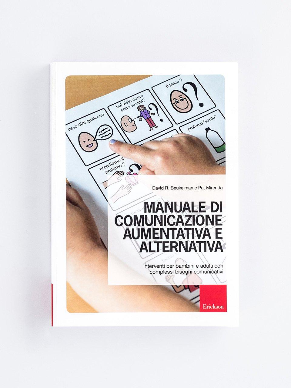 Manuale di Comunicazione Aumentativa e Alternativa - Alla scoperta degli IN-BOOK - Erickson