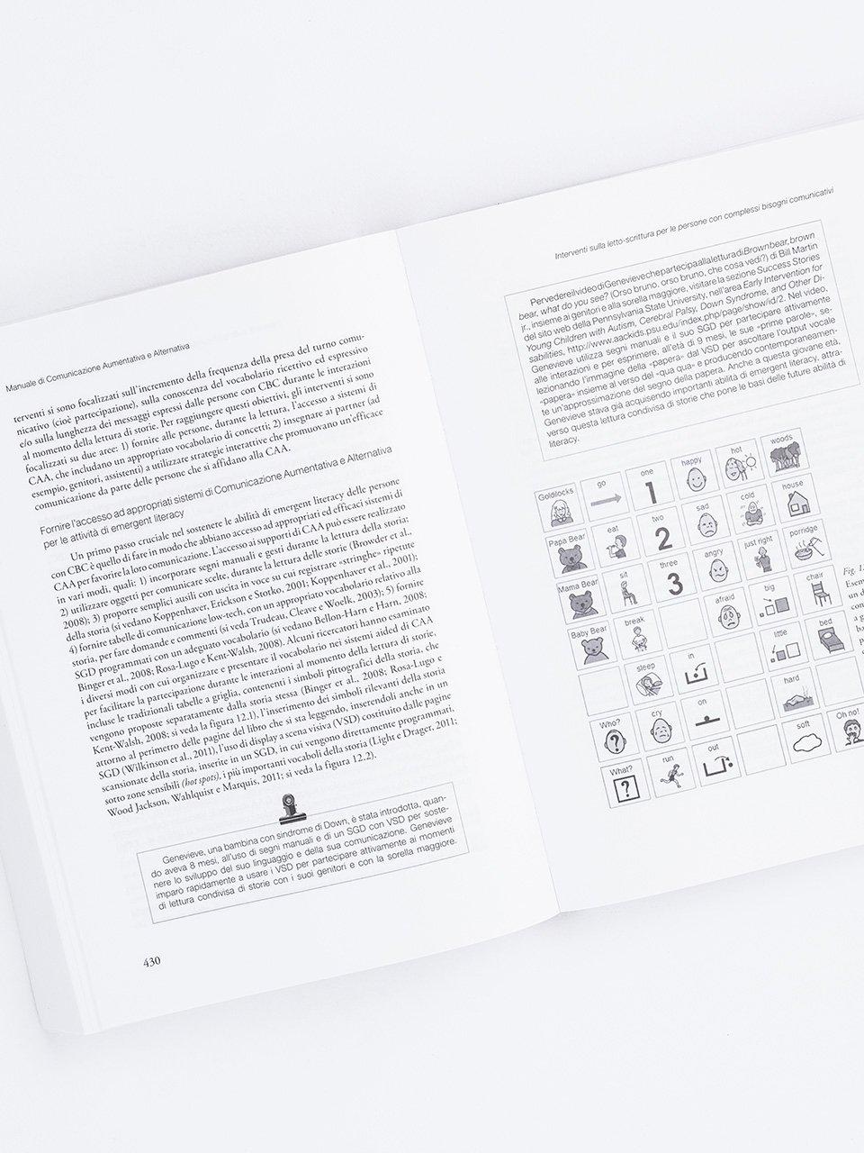 Manuale di Comunicazione Aumentativa e Alternativa - Libri - Erickson 2