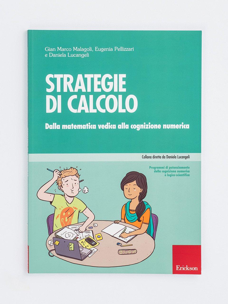 Strategie di calcolo - Daniela Lucangeli - Erickson