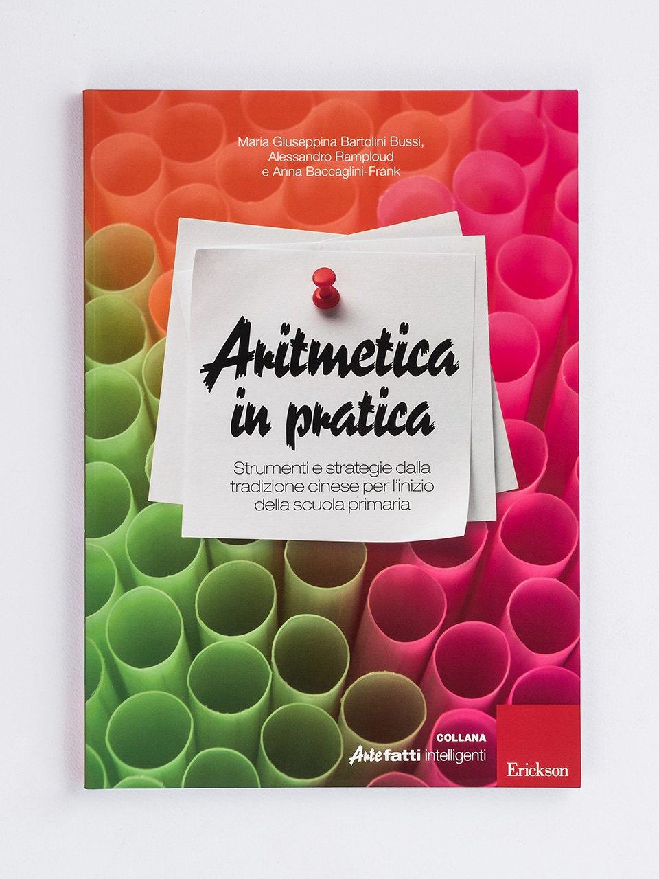 Aritmetica in pratica - Laboratorio discalculia - Libri - Erickson