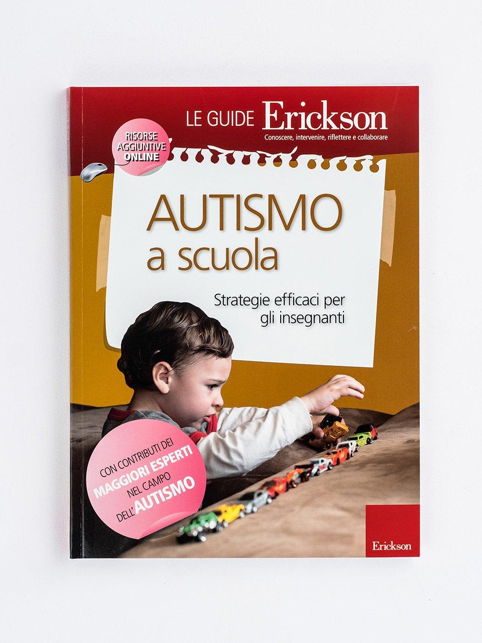 Autismo a scuola - Il disturbo da accumulo e la sua valutazione - Libri - Erickson