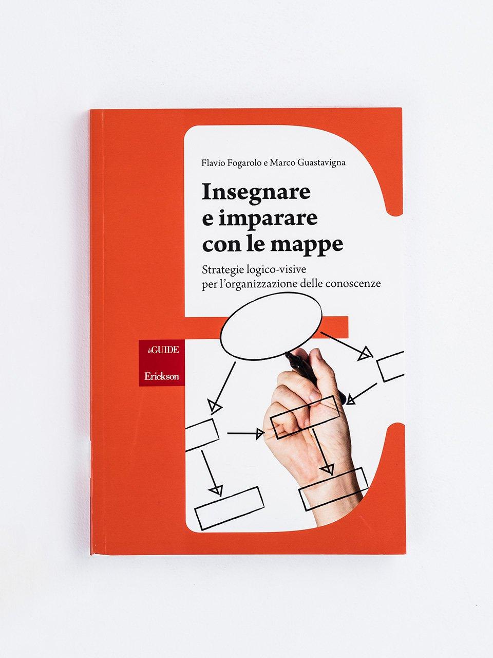 Insegnare e imparare con le mappe - Superare i test di ammissione - Libri - Erickson