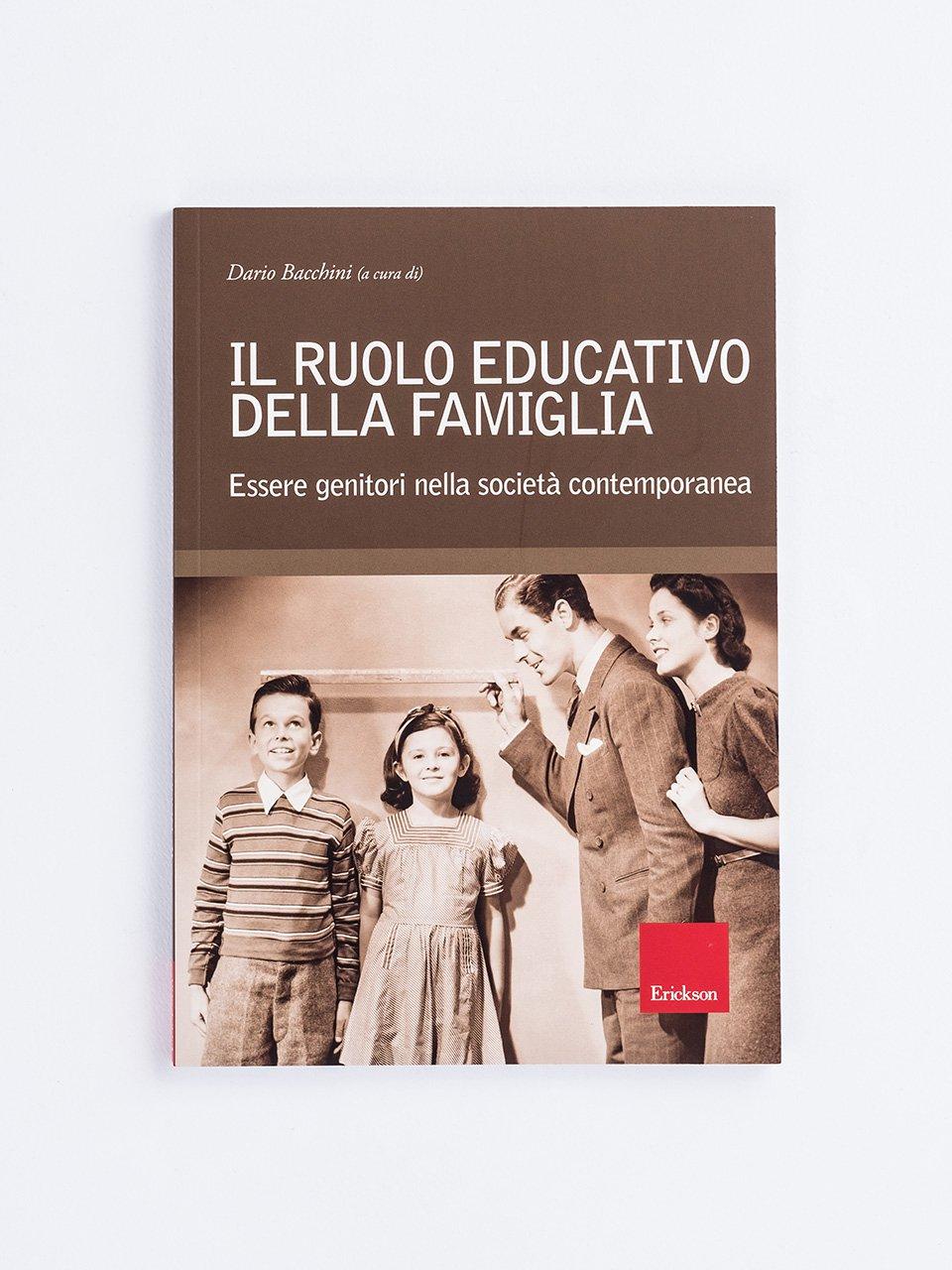 Il ruolo educativo della famiglia - La vecchiaia tra venerazione e discredito - Libri - Erickson