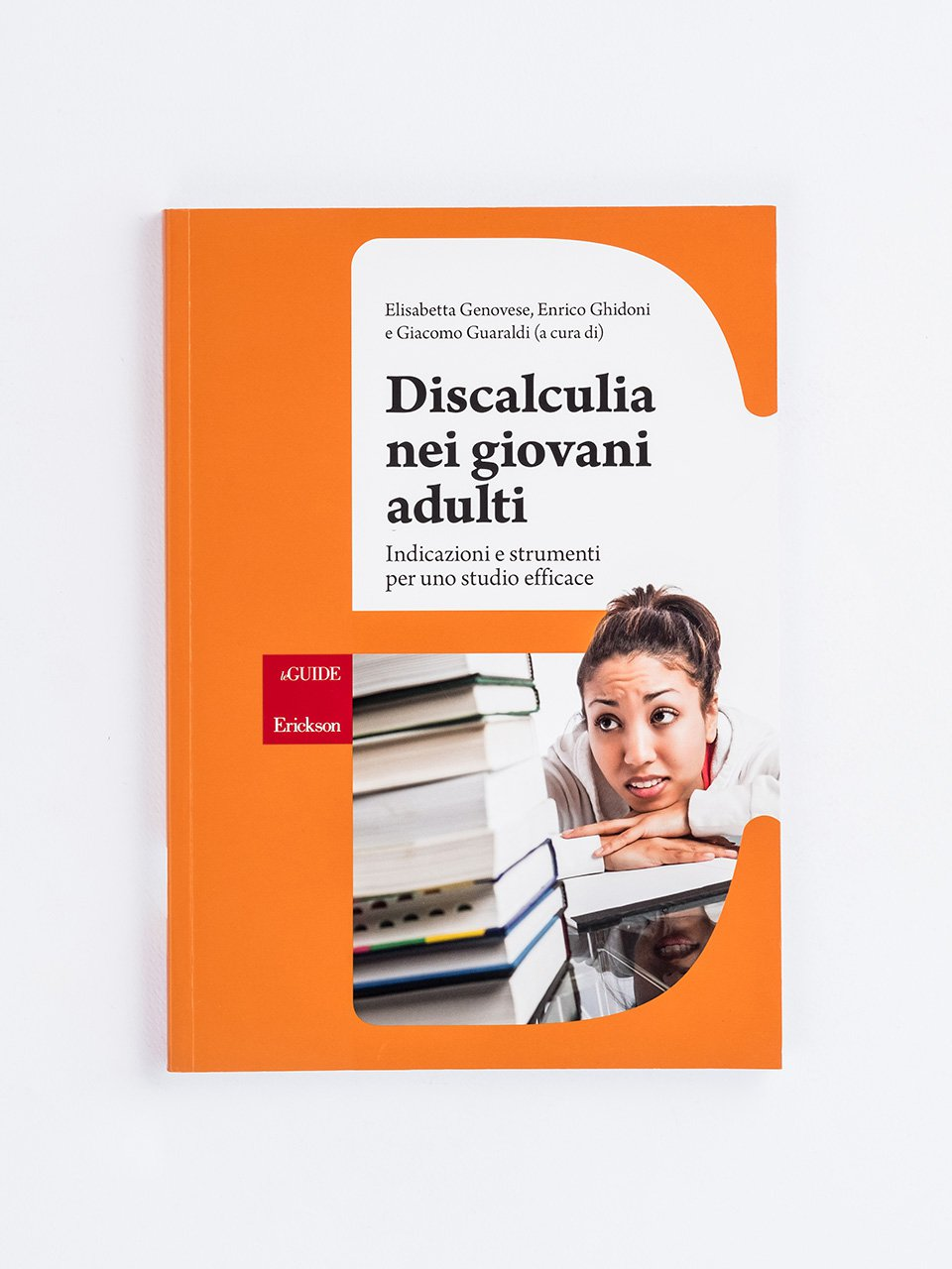 Discalculia nei giovani adulti - Laboratorio discalculia - Libri - Erickson