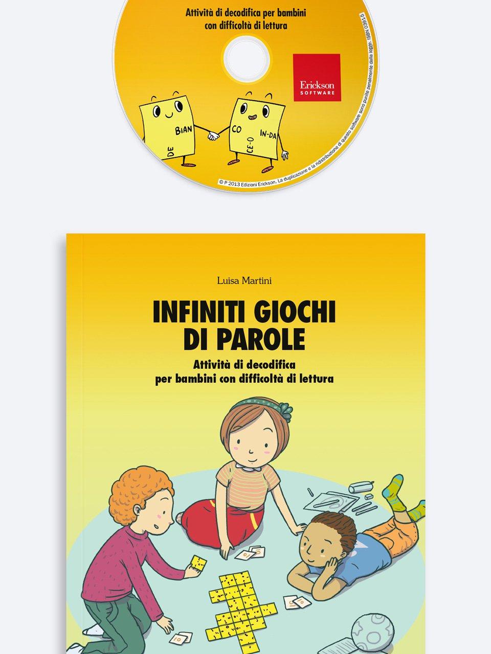 Infiniti giochi di parole - Zoom - Giochi - Erickson 3