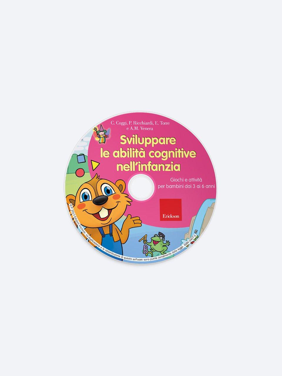 Sviluppare le abilità cognitive nell'infanzia - Pico si è perso! - App e software - Erickson