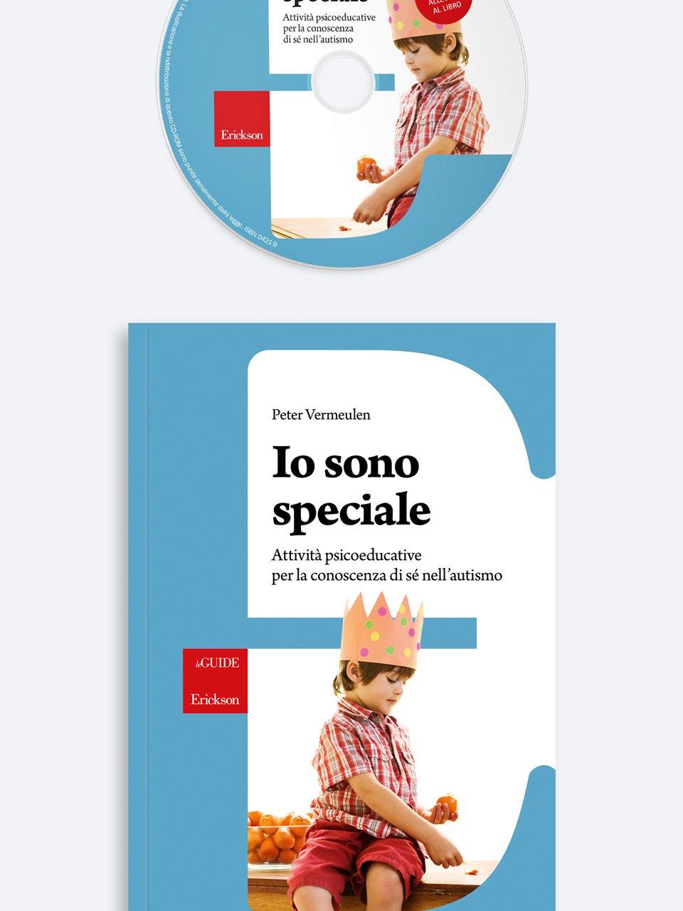 Io sono speciale - Genitorialità: libri sul rapporto genitori e figli - Erickson