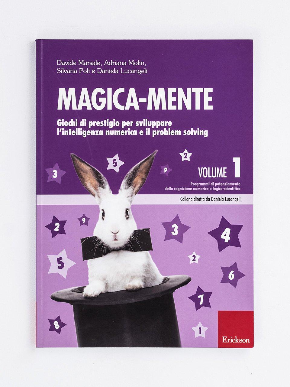 Magica-mente 1 - Laboratorio discalculia - Libri - Erickson