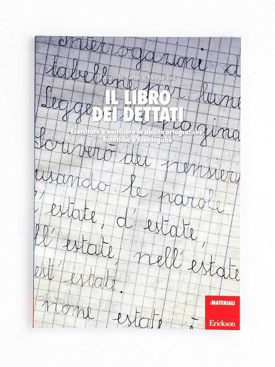 Il libro dei dettati - Leggere testi - Libri - App e software - Erickson