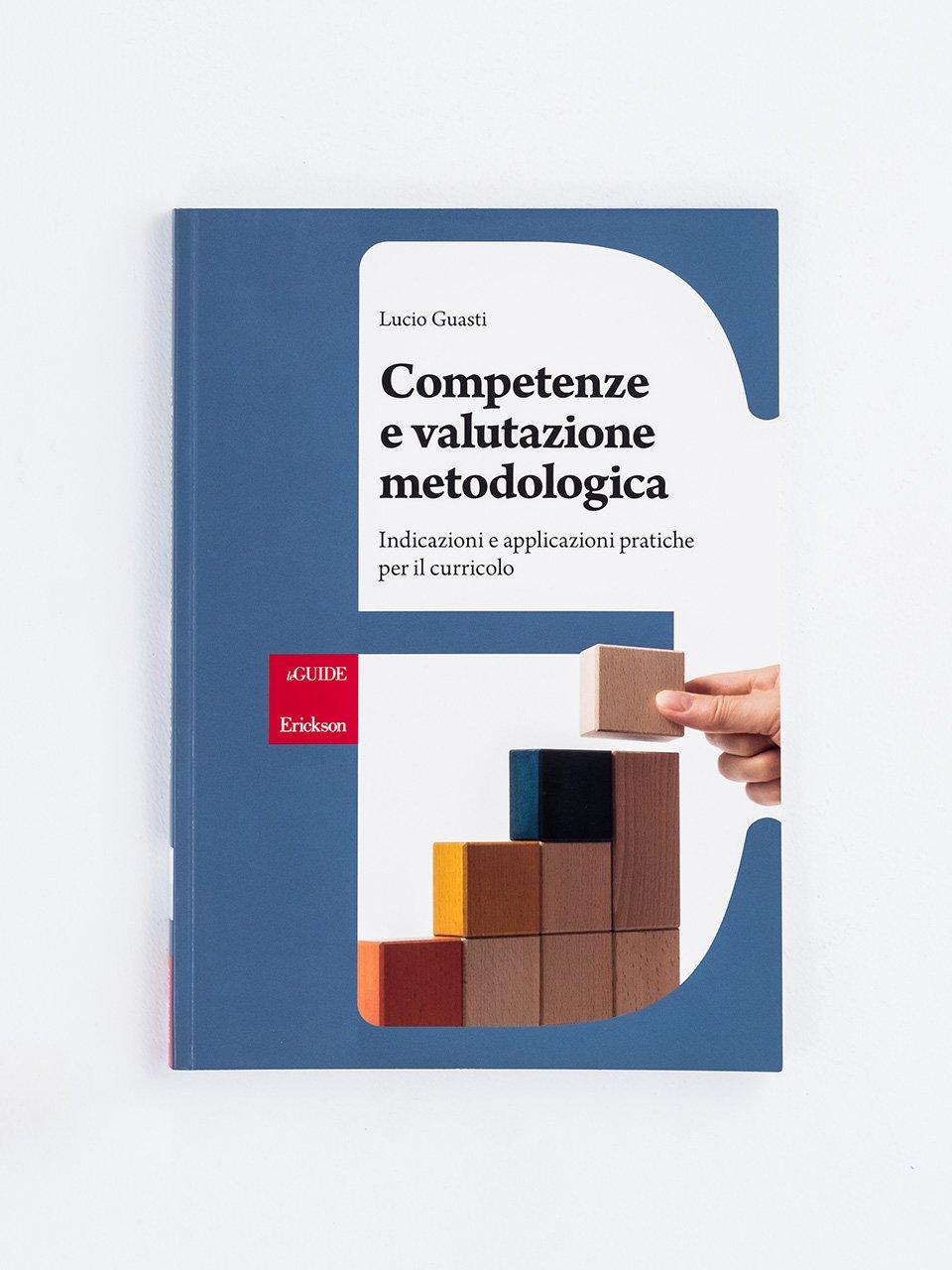 Competenze e valutazione metodologica - Insegnare domani Scuola Secondaria – Sostegno - Co - Formazione - Erickson