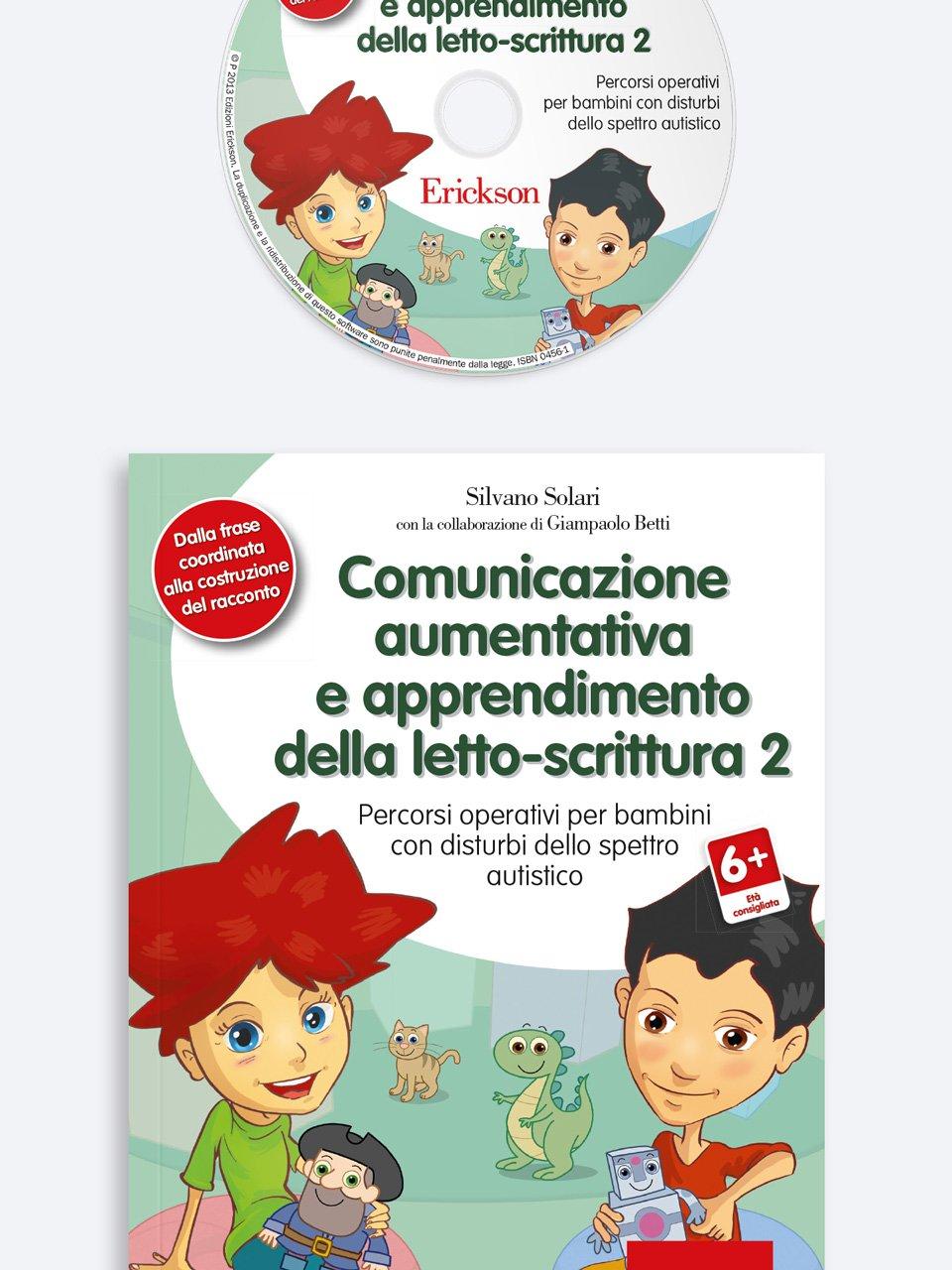 Comunicazione aumentativa e apprendimento della letto-scrittura 2 - Nostro figlio è autistico - Libri - Erickson