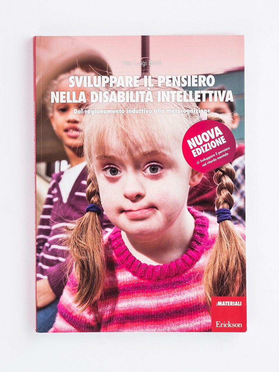 Sviluppare il pensiero nella disabilità intellettiva - Titti fritti - Giochi - Erickson