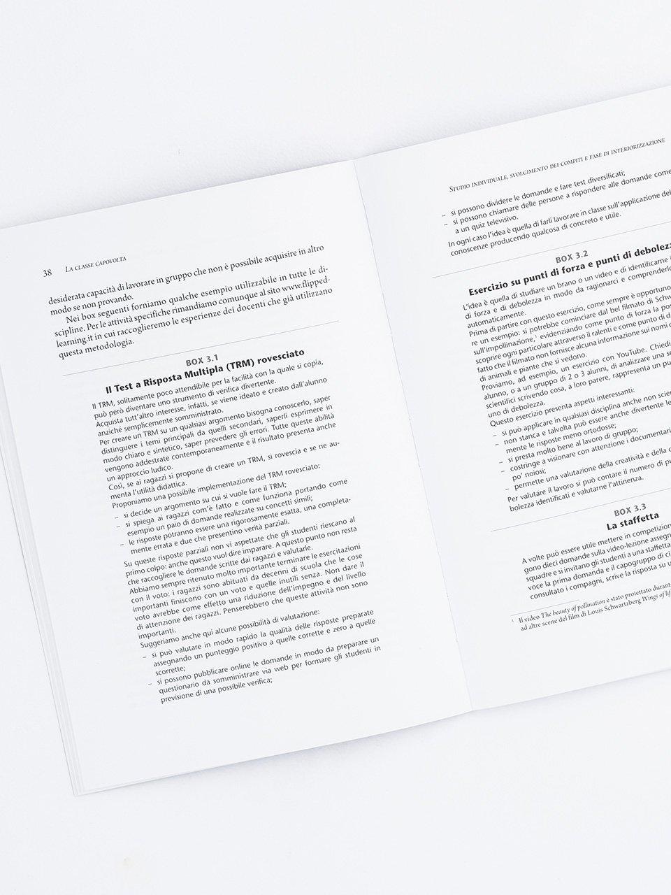 La classe capovolta - Libri - Erickson 2