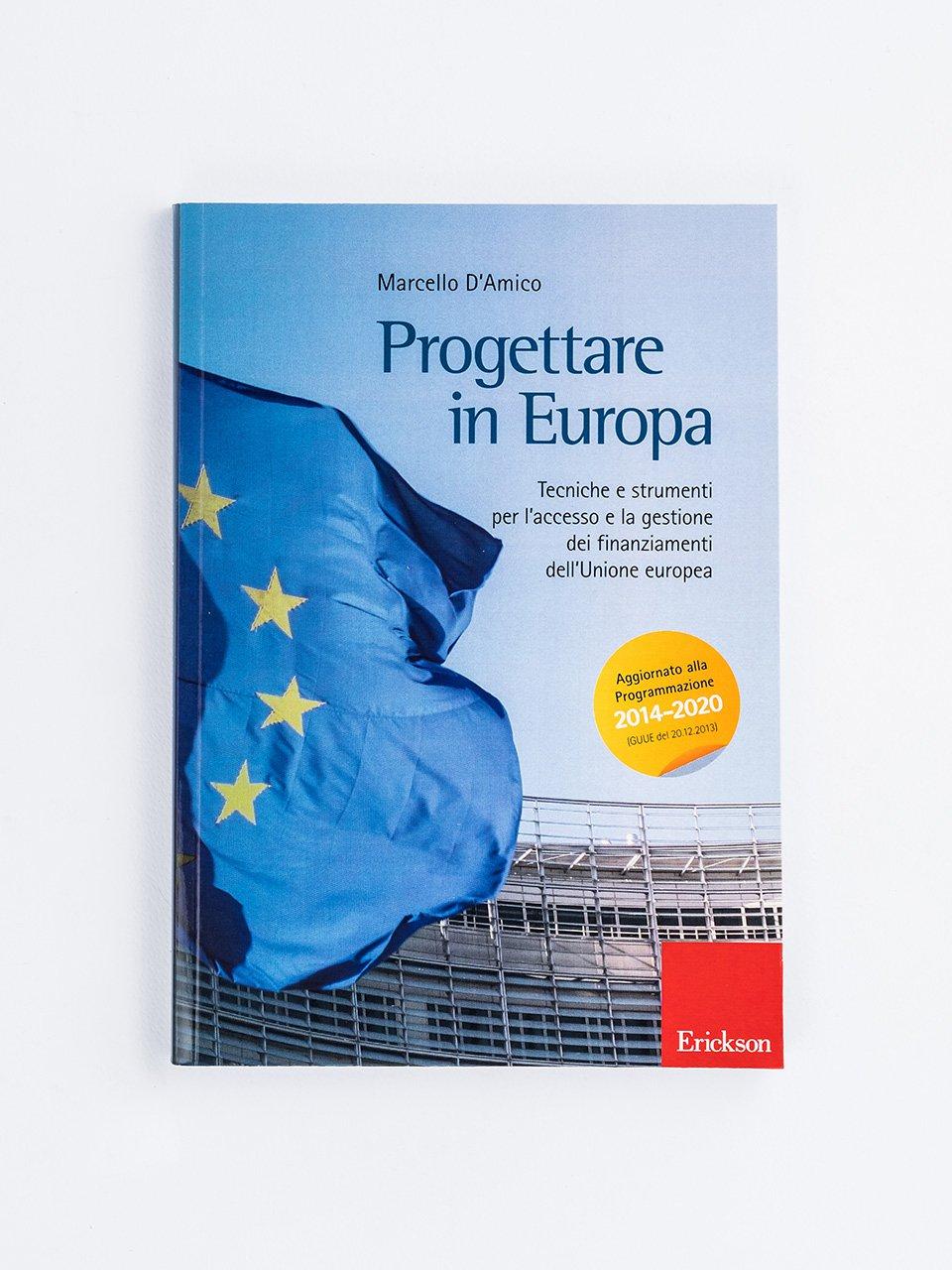 Progettare in Europa - Libri - Erickson