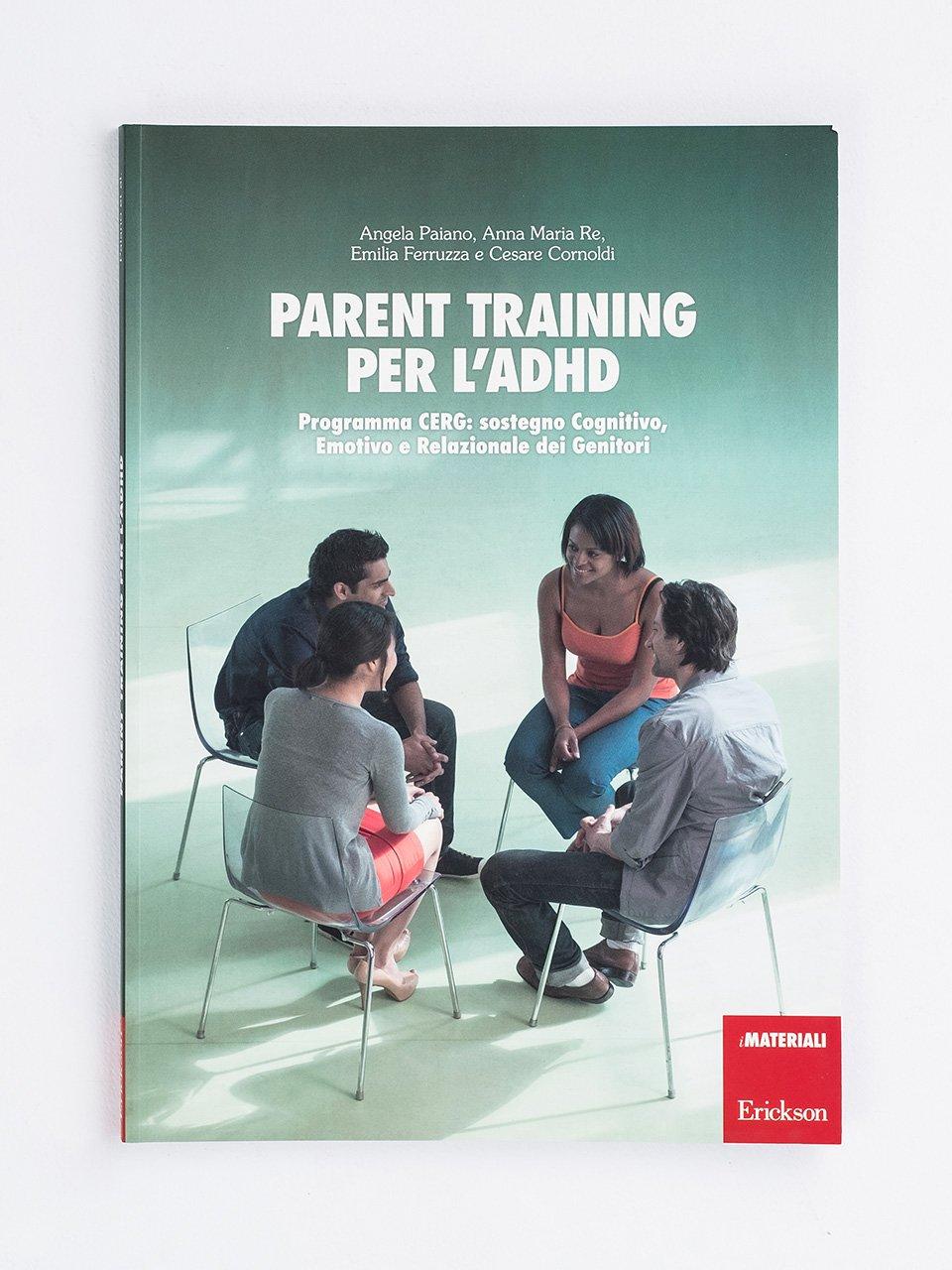 Parent training per l'ADHD - Un'offerta completa di libri e corsi di formazione sul Disturbo da Deficit di Attenzione e Iperattività nei bambini. Scopri sul sito