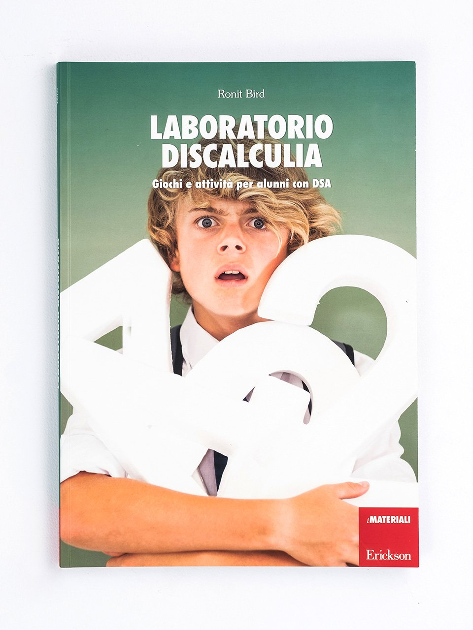 Laboratorio discalculia - Libri - Erickson