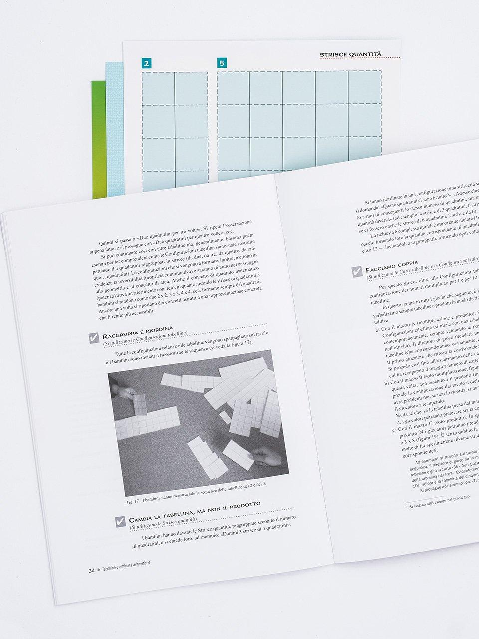 Tabelline e difficoltà aritmetiche - Libri - App e software - Erickson 2