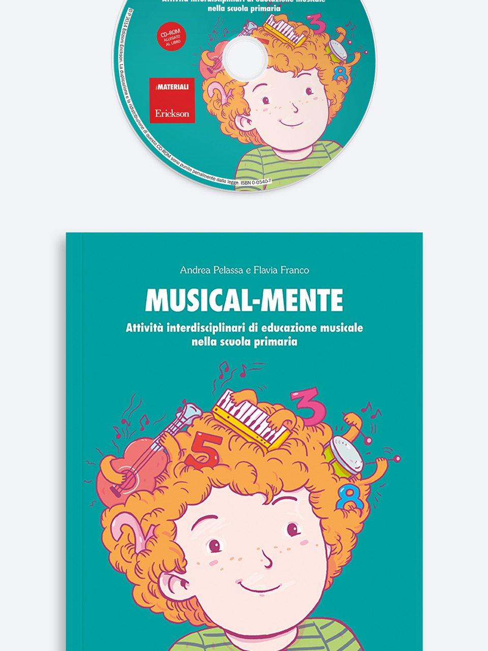 Musical-mente - Musicalità e pratiche inclusive - Libri - Erickson