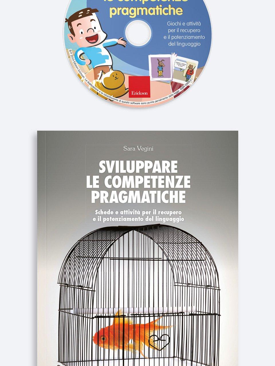 Sviluppare le competenze pragmatiche - Volume 1 - My First Word Games - App e software - Erickson 3